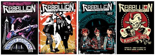 Rebellion-Programme